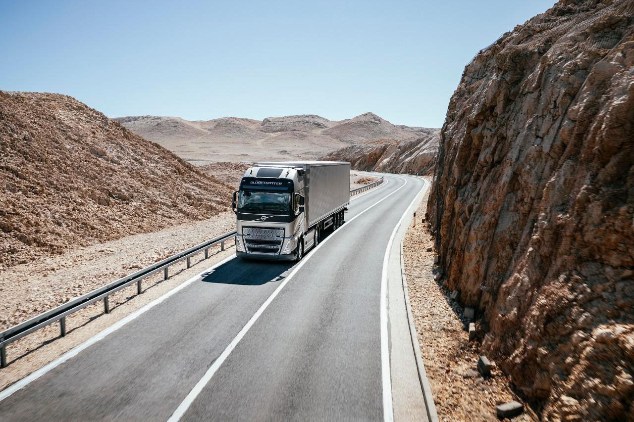 Αναβάθμιση λογισμικού I-Shift για βαριές μεταφορές